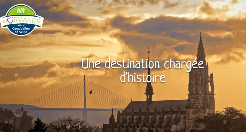 tourisme en caux vall u00e9 de seine normandie  76 seine